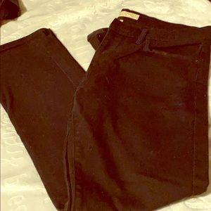 Burberry jeans( black)